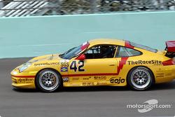 #42 Orison-Planet Earth Motorsports Porsche GT3 Cup: Wayne Nonnamaker