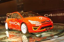 Citroën Sport C4 concept car