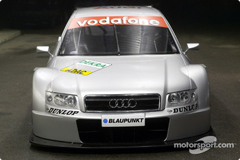 The Audi A4 DTM