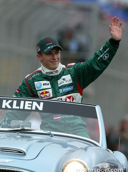 Drivers presentation: Christian Klien