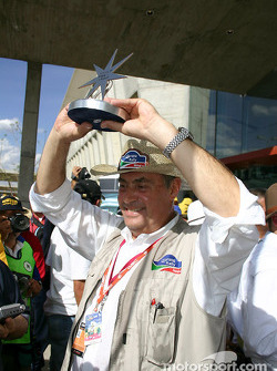 Inmarsat Star of the Rally Award