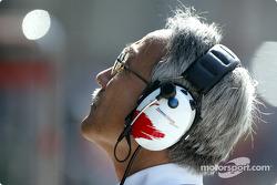 Tsutomu Tomita, Panasonic Toyota Racing Team Principal
