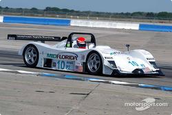 #10 American Spirit Racing Lola B2K/40 Nissan: John Macaluso, Ian James, Mike Borkowski