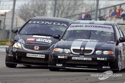 Tom Chilton and Colin Turkington