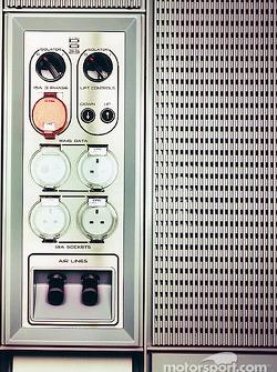 AMEC/McLaren designed universal control panels