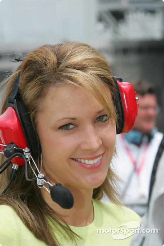 WISH TV's Nicole Manske