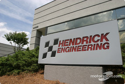 Visit of Hendrick Motorsports: Hendrick Engineering building