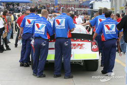 Pre-race technical inspection