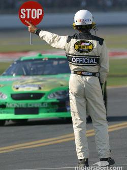 NASCAR official