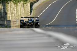 #22 Zytek Engineering Zytek O4S: Andy Wallace, David Brabham, Hayanari Shimoda