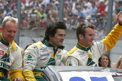 Drivers presentation: Stéphane Ortelli, Ralf Kelleners, Romain Dumas