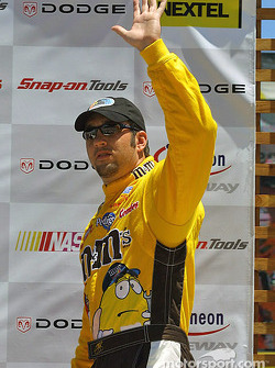 Drivers presentation: Elliott Sadler