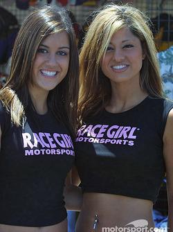 Race girl Motorsports girls