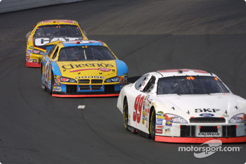 Jeff Burton and Jeff Green