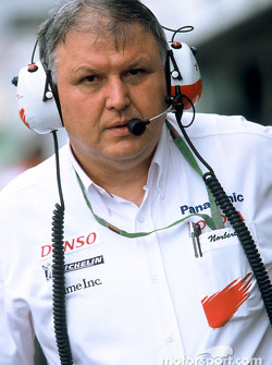 Toyota's Norbert Kreyer