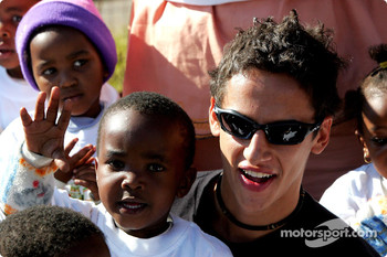 Drivers with South African fans