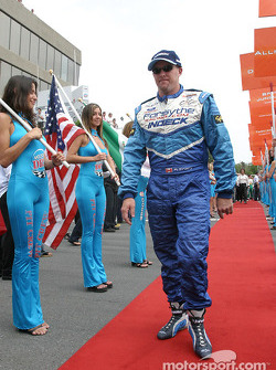 Drivers presentation: Paul Tracy