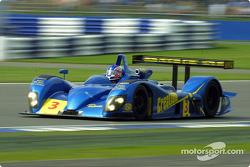 #3 Creation Autosportif: Nicolas Minassian, Jamie Campbell Walter