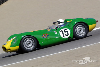 #15 1958 Lister-Jaguar, Nick Colonna