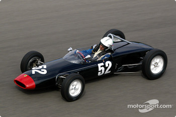 #52 1961 Lotus 20 F-Jr., Carla Moore