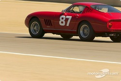 #87 1965 Ferrari 275 GTB, Dennis Singleton