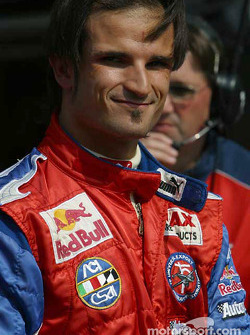 F3000 driver Vitantonio Liuzzi