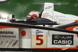 #5 Team Goh: Seiji Ara, Rinaldo Capello