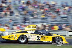 #2 Renault Sport Renault-Alpine A442B: Didier Pironi, Jean-Pierre Jaussaud