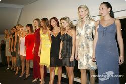 Miss DTM Brno contest