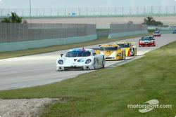 #7 Southard Motorsports BMW Fabcar: Shane Lewis, Steve Southard