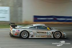#63 ACEMCO Motorsports Saleen S7-R: Terry Borcheller , Johnny Mowlem, Joao Barbosa
