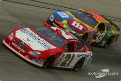 Ricky Rudd and Elliott Sadler
