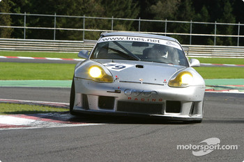 #79 Perspective Racing Porsche 911 GT3 RS: Ian Khan, Michel Heydens, Tim Sugden