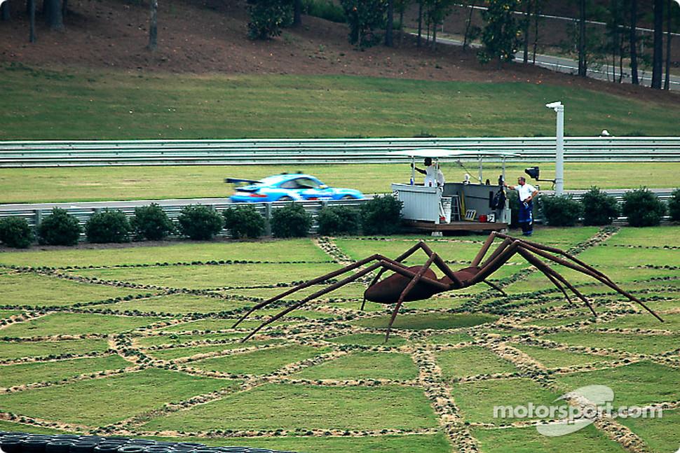 The spider at Barber Motorsports Park GRANDAM photos Main gallery ...
