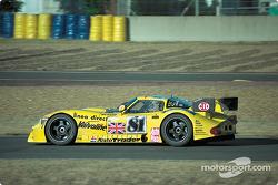 #81 Team Marcos Marcos LM600: Cor Euser, Thomas Erdos, Pascal Dro