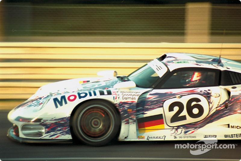 Porsche 26 Ag 911 Gt1 98 Cw13 Porsche 911 Gt1 98 26 Le