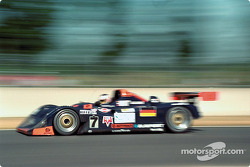 #7 Joest Racing TWR Porsche WSC 95: Davy Jones, Alexander Wurz, Manuel Reuter
