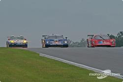 #58 Brumos Racing Porsche Fabcar: David Donohue, Darren Law, #27 Doran Lista Racing Lexus Doran: Didier Theys, Andrea Montermini