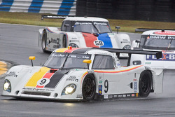 #9 Action Express Racing Porsche Riley: Joao Barbosa, Terry Borcheller