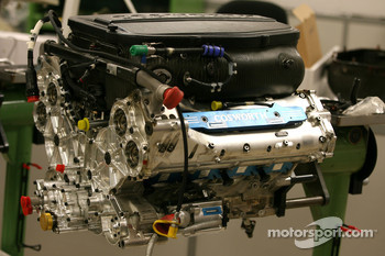 The Cosworth engine