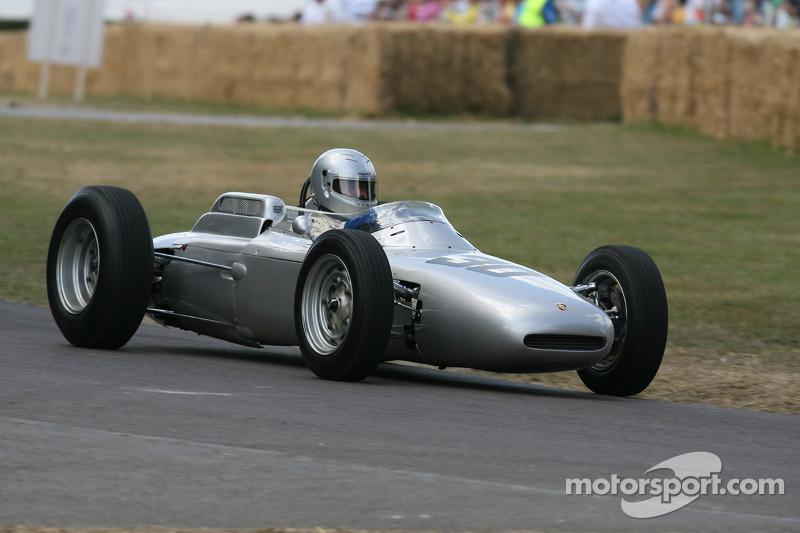 1962 Porsche 804 (Dan Gurney): Klaus Bischof