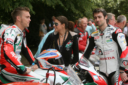 Leon Camier, Eugene Laverty