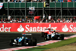 Roberto Merhi leads Pablo Sanchez Lopez