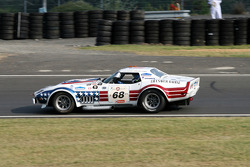 #68 Chevrolet Corvette 1971: John Goodman