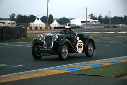 #65 Singer Le Mans 1936:Anthony Schrauwen