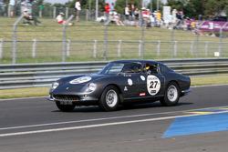 #27 Ferrari 275 GTB 1965: Christian Chavy