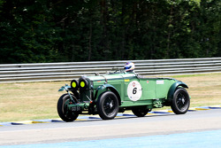 #6 Talbot 105 GO51 1931: Adrien Van der Kroft, James Wood