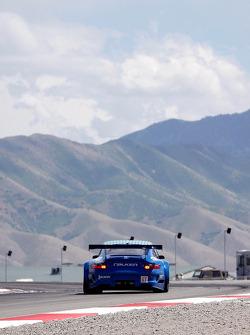 #81 Alex Job Racing Porsche 911 GT3 Cup: Juan Gonzalez, Butch Leitzinger