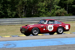 #36 Aston Martin DB 4 GT 1960: John Goldsmith, Gillian Goldsmith