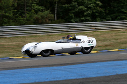 #20 Lotus 15 1958: Murray Smith, Oliver Crosswhaite